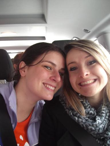 Adeline et Tiff
