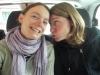 Cécile et Amandine