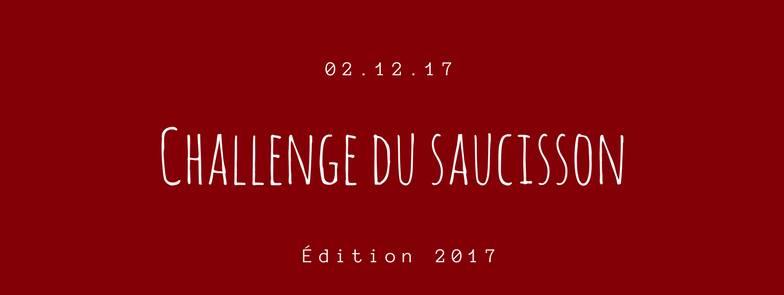 Challenge du saucisson 2017